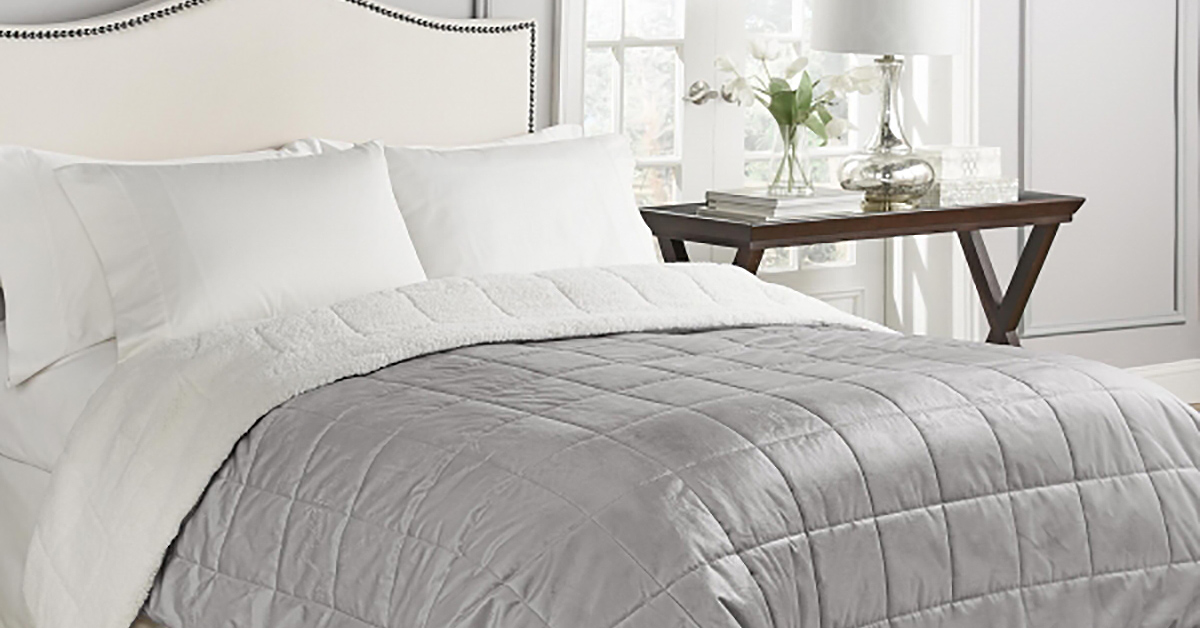 What Are The Standard Blanket Sizes, What Size Blanket Is Needed For A Queen Bed